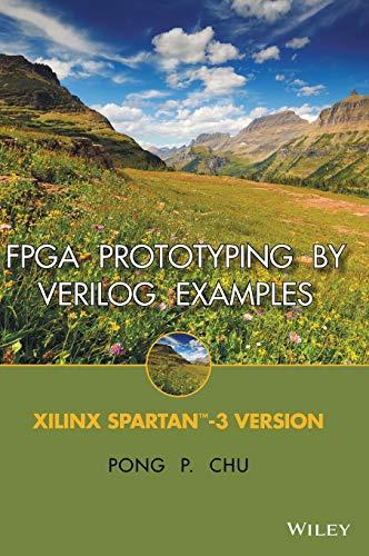 9780470185322: FPGA Prototyping by Verilog Examples: Xilinx Spartan-3 Version