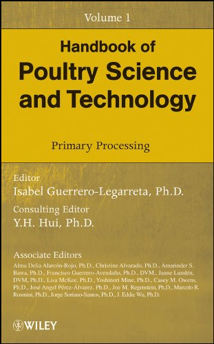 9780470185520: Handbook of Poultry Science and Technology, Volume 1: Primary Processing