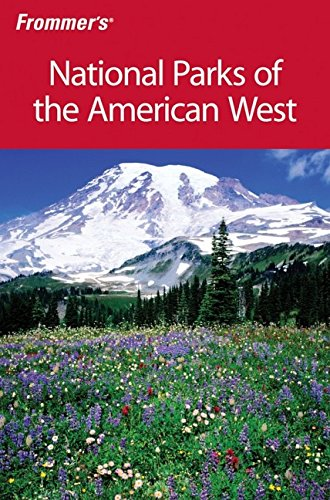 9780470185643: Frommer's National Parks of the American West (Park Guides)