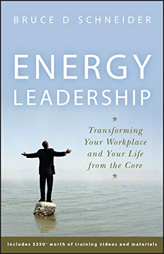 9780470186367: Energy Leadership: Transforming Your Workplace and Your Life from the Core