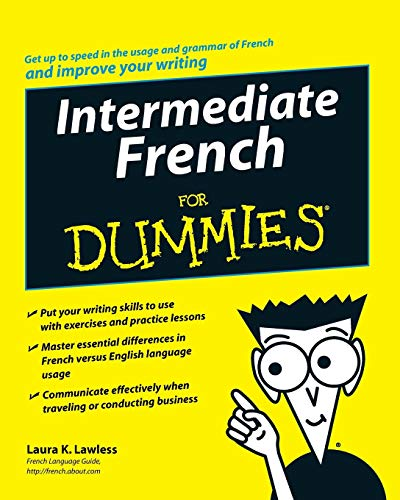 9780470187685: Intermediate French for Dummies