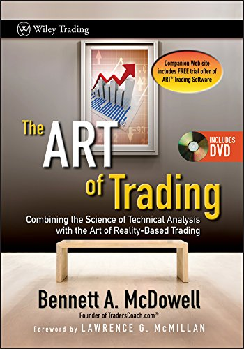 9780470187722: The ART of Trading: Combining the Science of Technical Analysis with the Art of Reality-Based Trading