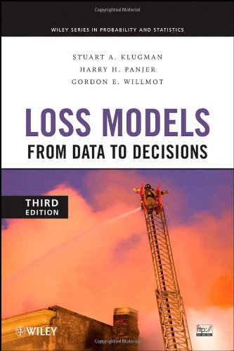 9780470187814: Loss Models: From Data to Decisions (Wiley Series in Probability and Statistics)