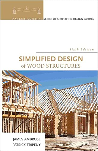 9780470187845: Simplified Design of Wood Structures