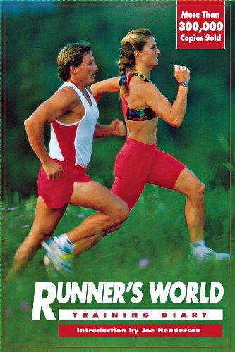 9780470188996: Runner's World: Training Diary