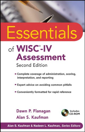 9780470189153: Essentials of WISC-IV Assessment (Essentials of Psychological Assessment)