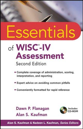 9780470189153: Essentials of WISC-IV Assessment (Essentials of Psychological Assessment)