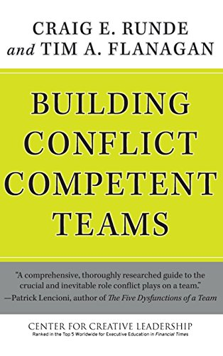 9780470189474: Building Conflict Competent Teams