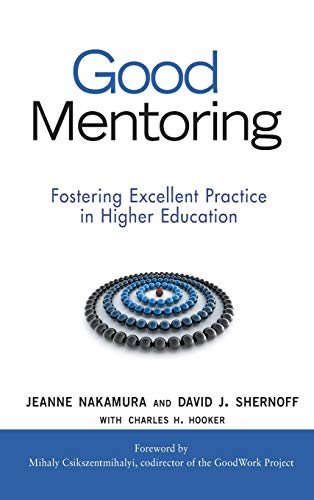 9780470189634: Good Mentoring: Fostering Excellent Practice in Higher Education