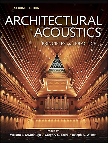 9780470190524: Architectural Acoustics: Principles and Practice