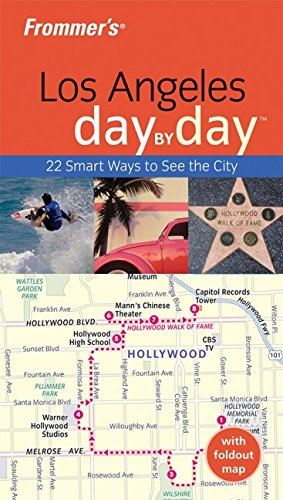 9780470190814: Frommer's Los Angeles Day by Day (Frommer's Day by Day - Pocket)
