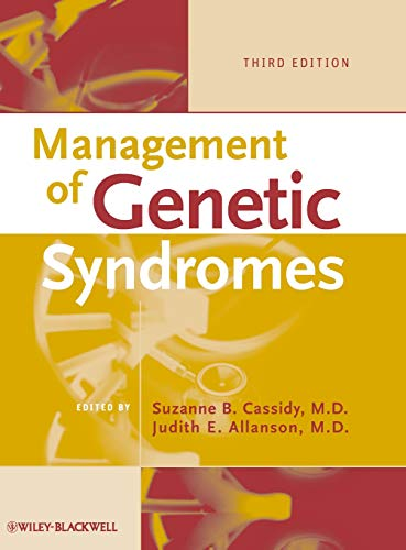 9780470191415: Management of Genetic Syndromes