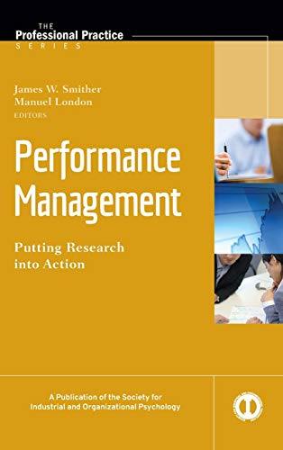 9780470192320: Performance Management: Putting Research into Action