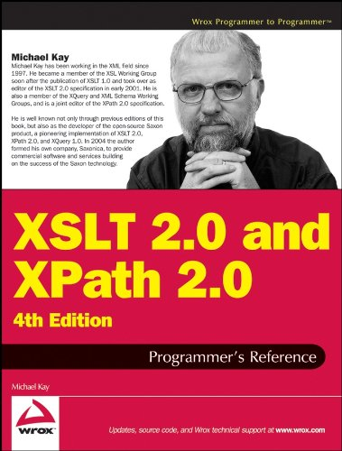 9780470192740: XSLT 2.0 and XPath 2.0 Programmer's Reference
