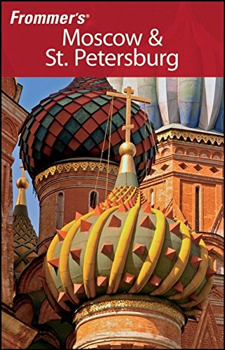 9780470194034: Frommer's Moscow & St. Petersburg (Frommer's Complete Guides)