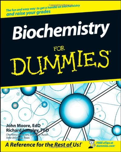 9780470194287: Biochemistry For Dummies