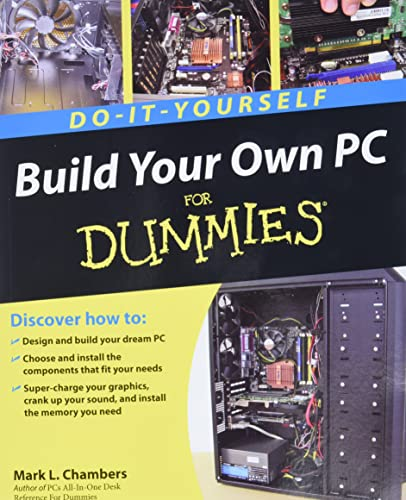 9780470196113: Build Your Own PC Do-It-Yourself for Dummies [With DVD ROM]