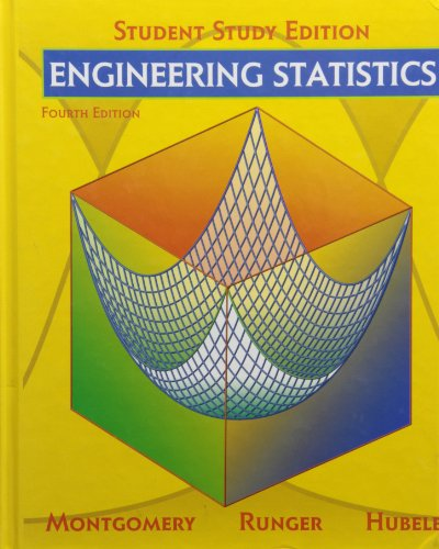 9780470196298: Engineering Statistics: WITH SPSS Student Version 15.0 CD-ROM