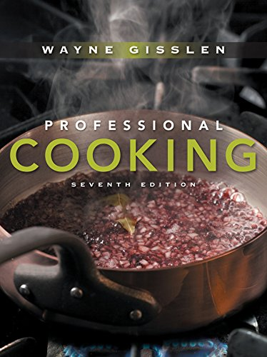 9780470197523: Professional Cooking, 7th Edition