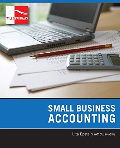 9780470198636: Wiley Pathways Small Business Accounting