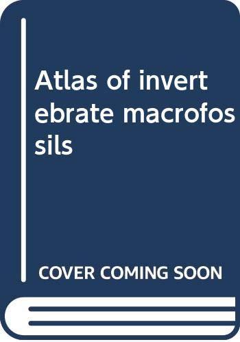 9780470200841: Atlas of invertebrate macrofossils