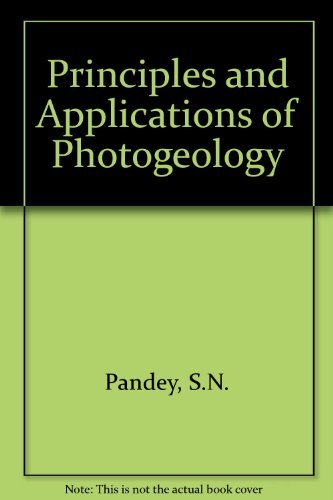 9780470201268: Principles and Applications of Photogeology
