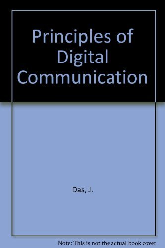 9780470202401: Principles of Digital Communication