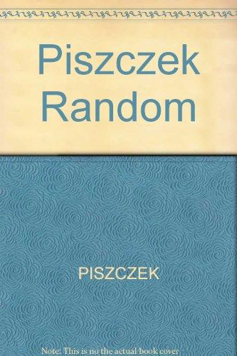 9780470202470: Piszczek Random (Ellis Horwood series in mechanical engineering)