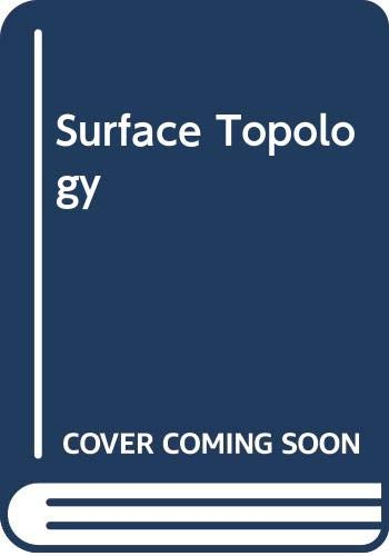 9780470203033: Surface Topology