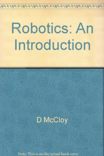 9780470203255: Robotics: An introduction (Open University Press robotics series)
