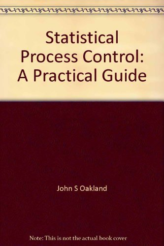 9780470203606: Statistical process control: A practical guide