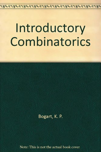 9780470204214: Introductory Combinatorics