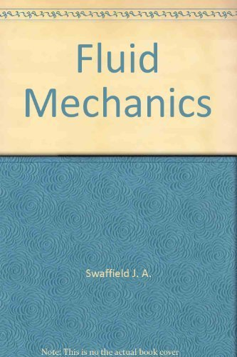 9780470204696: Fluid Mechanics