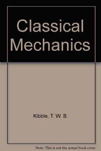 9780470205112: Classical Mechanics