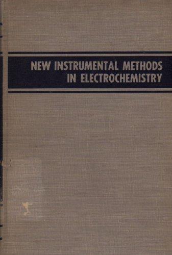 9780470205921: New Instrumental Methods in Electrochemistry