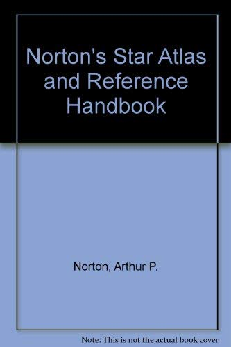 9780470206782: Norton's Star Atlas and Reference Handbook