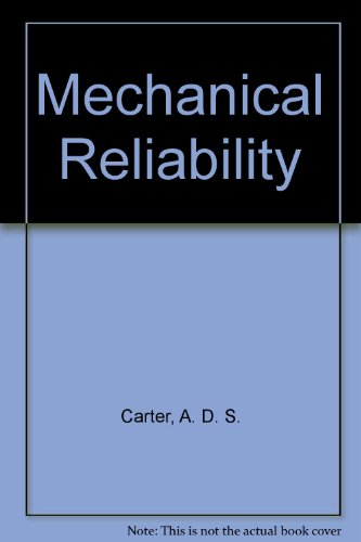 9780470206942: Mechanical Reliability