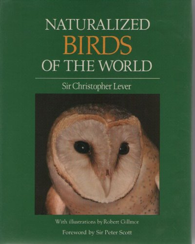 9780470207895: Naturalized Birds of the World