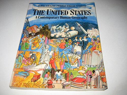9780470208458: The United States: A Contemporary Human Geography