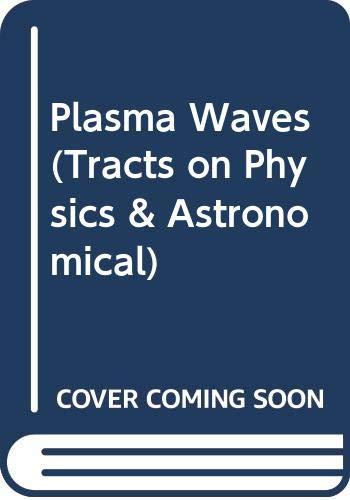 9780470209042: Plasma Waves