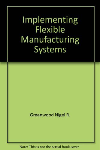 9780470209325: Implementing flexible manufacturing systems