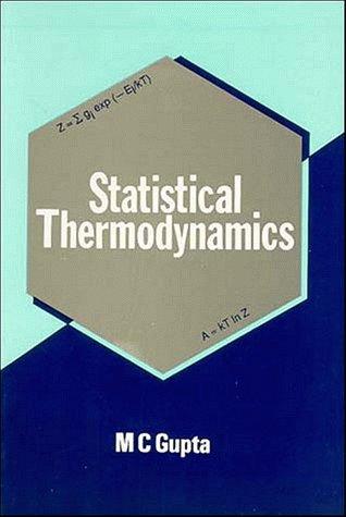 9780470211519: Statistical Thermodynamics