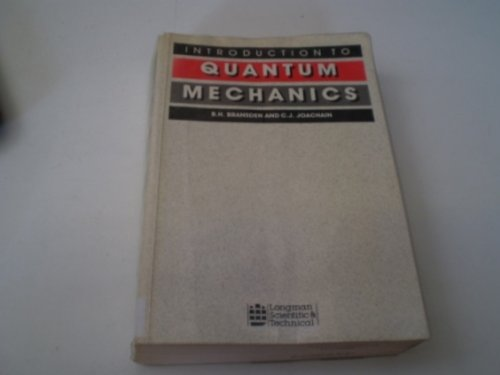 9780470211618: Introduction to quantum mechanics