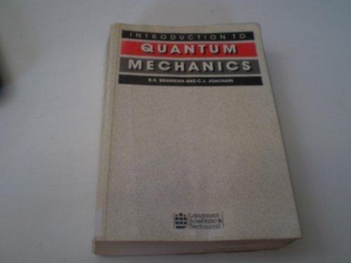 9780470211618: Introduction to Quantum Mechanics