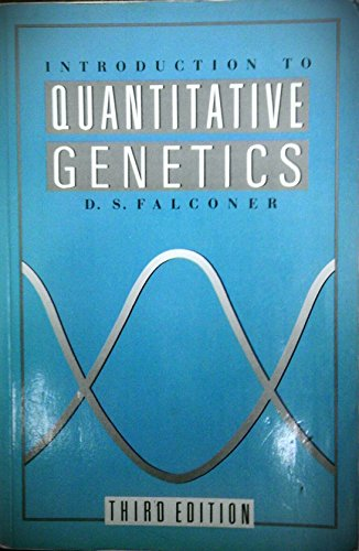 9780470211625: Introduction to Quantitative Genetics