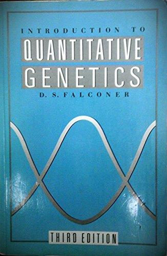 9780470211625: Introduction to Quantitative Genetics