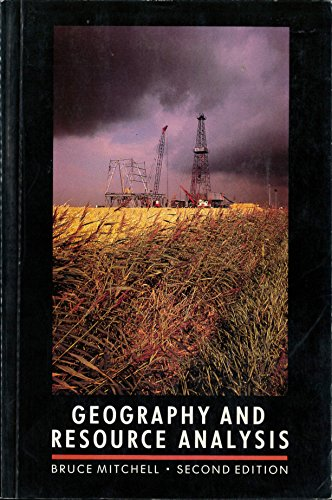 9780470211908: Geography and Resource Analysis