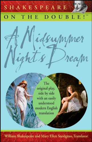 9780470212721: Shakespeare on the Double! A Midsummer Night's Dream