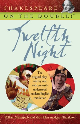Shakespeare on the Double! Twelfth Night: William Shakespeare