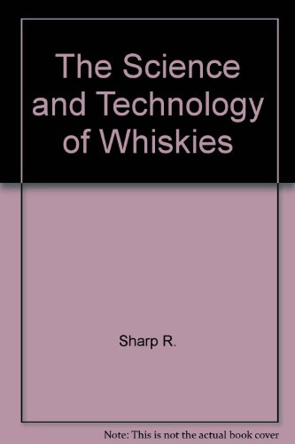 9780470214169: The Science and technology of whiskies